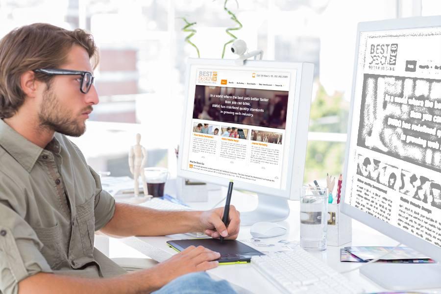 E-commerce Direct Website Design Blog