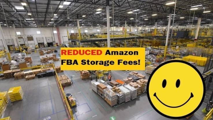 amazon fba monthly storage fees